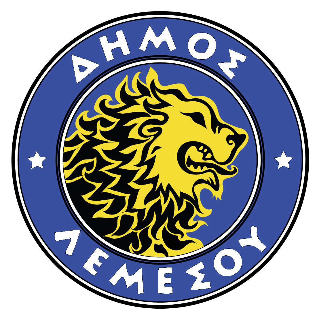 Limassol municipality LOGO COLOR white